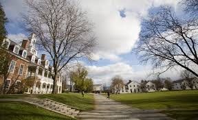 the campus bennington college
