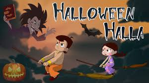 chhota bheem halloween halla youtube