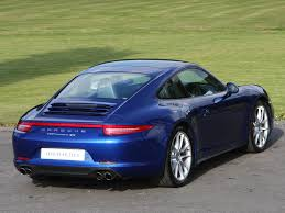 blue porsche 911 current inventory tom hartley