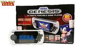 black friday video game deals 2017 sega genesis portable handheld unboxing review u0026 demo black
