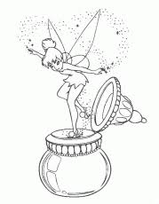 tinkerbell coloring pages tinkerbell coloring coloring