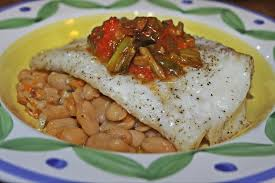 gastrique cuisine braised cannellini beans with atlantic cod and tomato gastrique