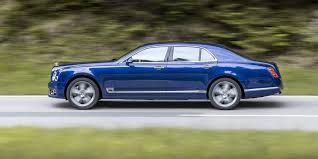 blue bentley interior bentley mulsanne review carwow