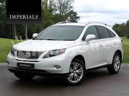 2010 lexus rx450h 3 5 se i 5 door cvt cars mobofree com