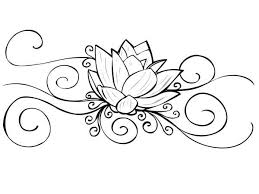 Flower Coloring Pages Ngbasic Com Mandala Flowers Coloring Pages