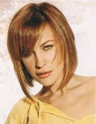 medium length angled hairstyles hairstyles for medium length hair