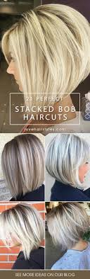 diy cutting a stacked haircut 40 fantastic stacked bob haircut ideas haircuts bobs and hair