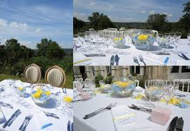 wedding decoration blue and yellow decor blue and yellow wedding