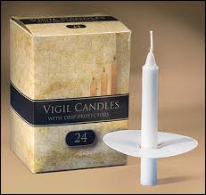 worship supplies candles candlelight service kits living grace