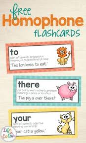 homonyms homonyms worksheet students will cut and paste