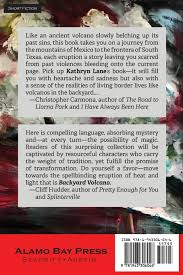 backyard volcano and other mysteries of the heart kathryn lane