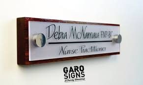 Firepit Signs Wall Mount Nameplate Sign Holder Wall Mount Ideas
