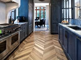 Wood Floors In Kitchen Kitchen Flooring Ideas And Materials The Ultimate Guide