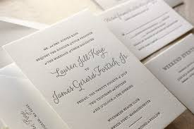letterpress invitations custom letterpress wedding invitations letterpress wedding