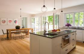 Eco Kitchen Design by Green Undercover This Eco Friendly House In Wellesley Fits Right