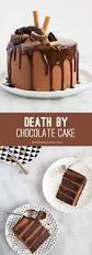 death by chocolate cake the little epicurean