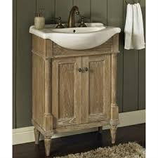26 Inch Bathroom Vanity by Fairmont Designs Rustic Chic 26