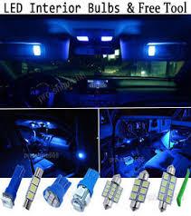 Interior Car Led Interior Car Led Bulbs Light Kit Package Xenon Blue For Ford