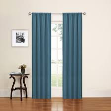 Curtains Plum Color by Eclipse Phoenix Blackout Window Curtain With Bonus Panel Walmart Com