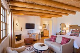 Adobe Pueblo Houses Quintessential Adobe Hotels In New Mexico Room5