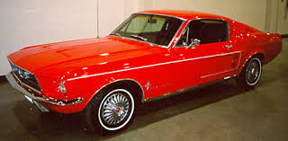 64 1 2 mustang fastback historic ford motor company musclecar history started in 1964 and