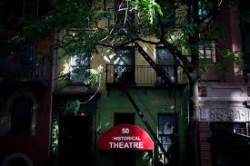 the little theater that could the new york times