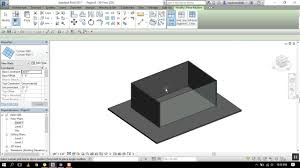 how to make curtain wall on revit software youtube