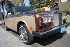 silver rolls royce 1979 rolls royce silver shadow ii tan leather stock 782 for sale