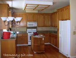 kitchen island oak my kitchen island staining oak cabinets the six fix