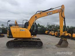 used jcb js 131 lc crawler excavators year 2017 for sale mascus usa