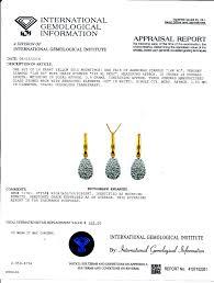 Bjs Patio Dining Set - swarovski crystal teardrop earrings and pendant set in 14k yellow