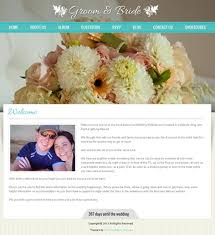 free wedding websites with free and paid wedding website reviews skt themes