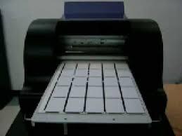aditya id 20 card printer