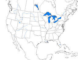map of us and canada blank maps united states map rivers us map landform outline us mappery