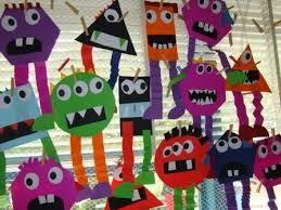Halloween Arts And Crafts Ideas Pinterest - best 25 monster crafts ideas on pinterest monster activities