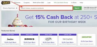 target black friday ebates 15 cash back at many stores with ebates deals we like
