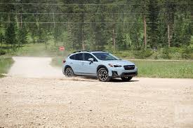 subaru wrx off road 2018 subaru crosstrek first drive review digital trends