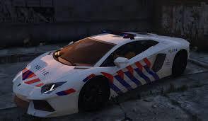 police lamborghini aventador dutch police lamborghini aventador skin gta5 mods com