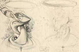 salvador dali drawing tutt u0027art pittura u2022 scultura u2022 poesia