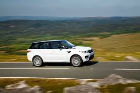 land rover sport white 2014 range rover sport side in motion photo 55902682 automotive com