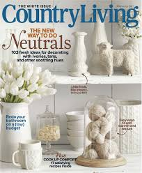 country living subscription country living magazine subscription deal 1 year for 4 99