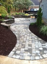 Walkway Ideas For Backyard Backyard Walkway Gogo Papa