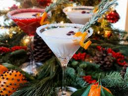 martini winter sleigh ride white christmas cocktail wicked good kitchen