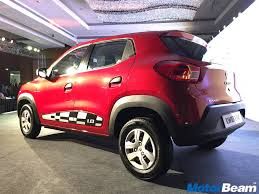 renault kwid 800cc price renault kwid 1 0 litre launched priced from rs 3 83 lakhs live