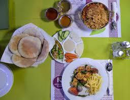 gazelle cuisine ad secrets koshari the gazelle