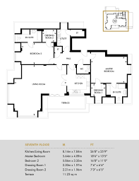 zenith floor plan cala at millbrook park mill hill london new homes for sale in