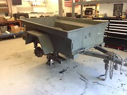 m416 trailer our m416 military trailer project offroad elements inc