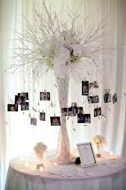 wedding decorating ideas 26 creative diy photo display wedding decor ideas tree