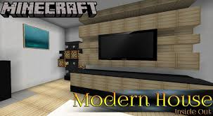 modern house ep1 minecraft inside out youtube