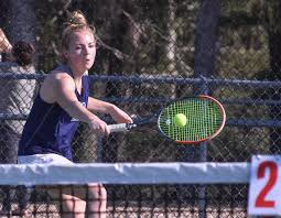 sharks serving up strong season in girls tennis cape cod chronicle